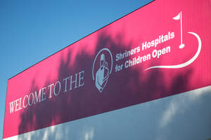 Shriners Hospitals for Children Open returns for its 35th consecutive year from Oct. 30 – Nov. 5, 2017 at TPC Summerlin. The annual tournament supports the mission of Shriners Hospitals for Children to provide exceptional child health care nationwide.