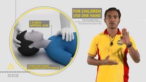 SSFA Ambassador Marshello Aryafara, CPR