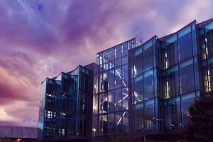 The Bright Building, home to Mi-IDEA