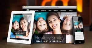 New Responsive Website Announced for Encino Dentist