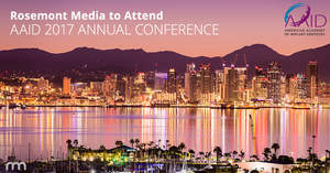 Rosemont Media to Attend the 2017 AAID Annual Conference