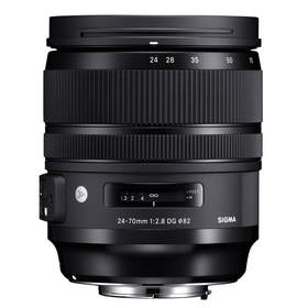 Sigma's 24-70mm F2.8 Art workhorse zoom lens