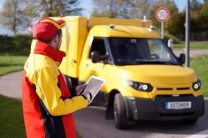 Deutsche Post DHL using NVIDIA DRIVE PX technology