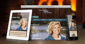 New Website Unveiled By Buxton Dentist