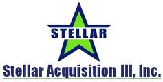 Stellar Acquisition III Inc.