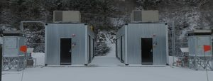 3 MW lithium-ion battery energy storage system, recently upgraded by Younicos on Kodiak Island, Alaska