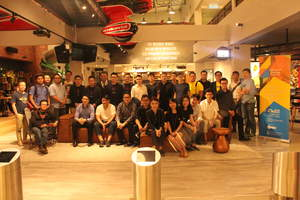 Malaysia Startup Festival Preview & Networking Evening at CO3 Social Office