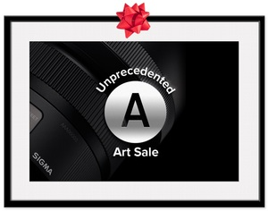 Sigma's Unprecedented Art Sale